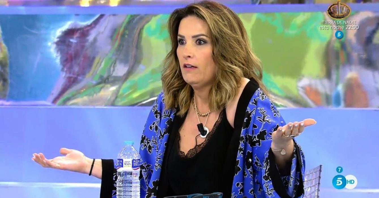 Laura Fa, indignada a 'Sálvame' - Telecinco