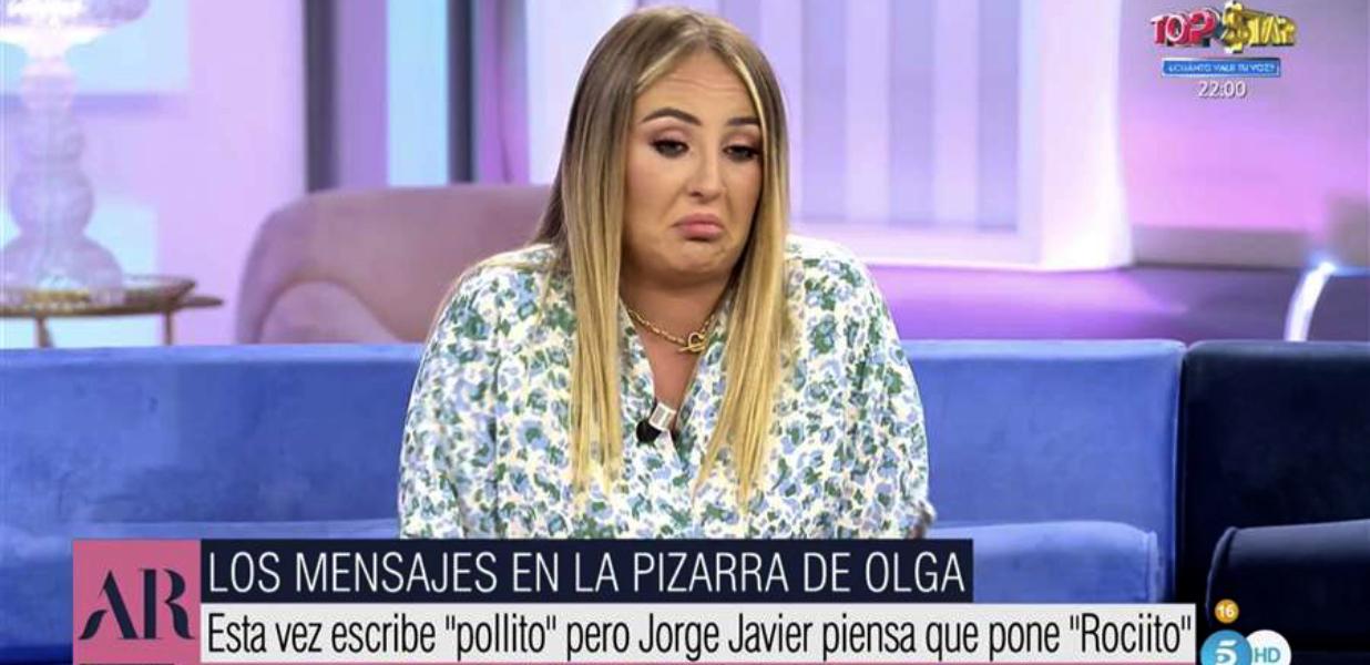 Rocío Flores, indignada amb la mare - Telecinco