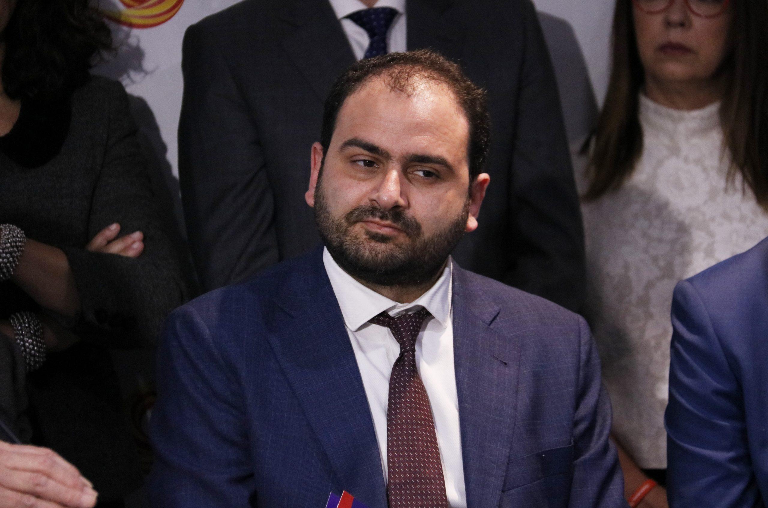 El president de Societat Civil Catalana, Fernando Sánchez Costa | ACN