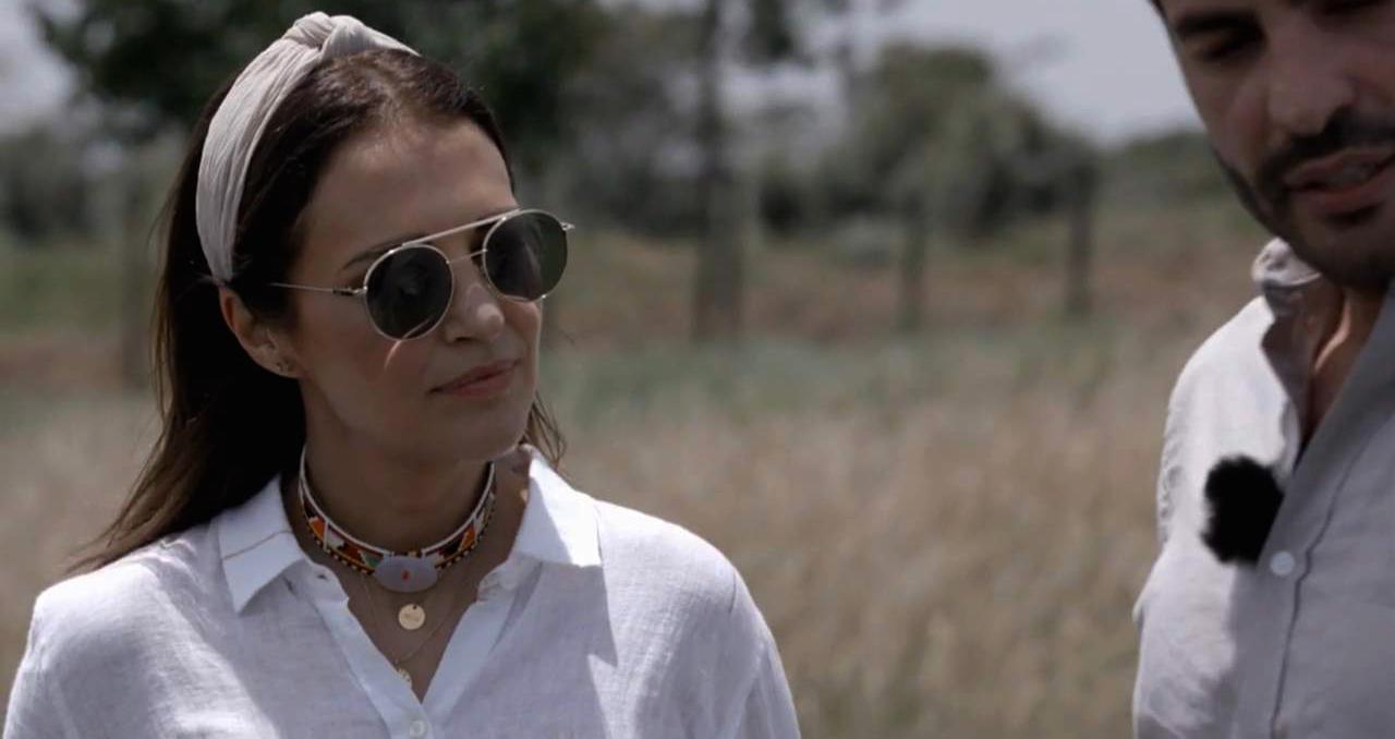 Paula Echevarría a 'Planeta Calleja' - Cuatro