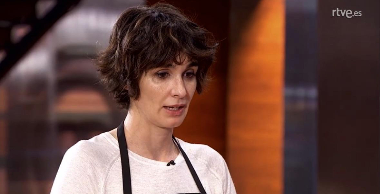 Paz Vega plora a 'Masterchef' - TVE