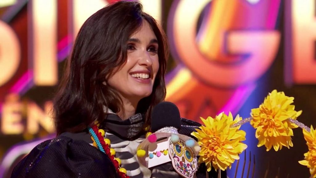 Paz Vega, a 'Mask Singer' - Antena 3
