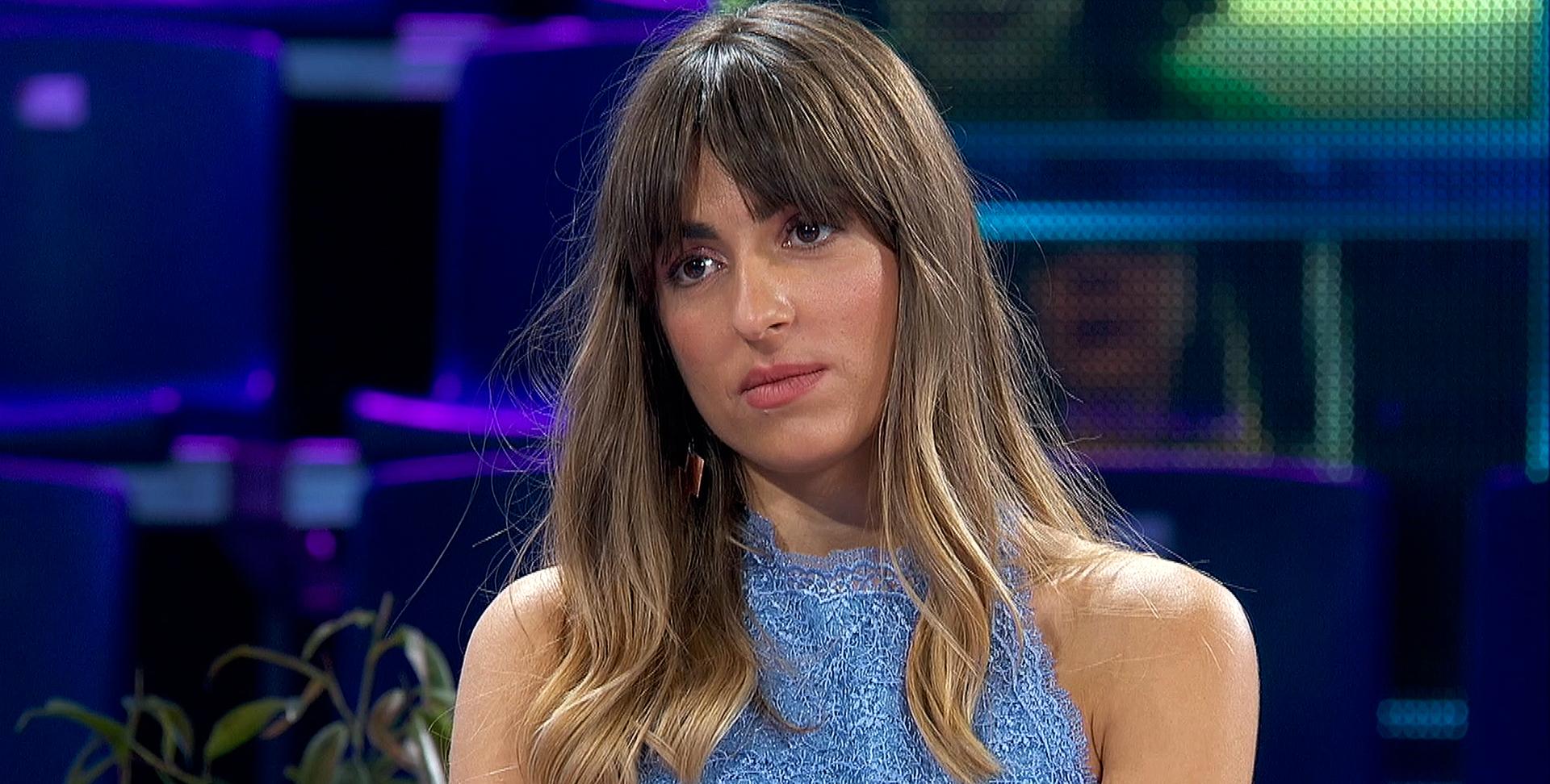 Maialen, valorada pel jurat a 'OT' - TVE