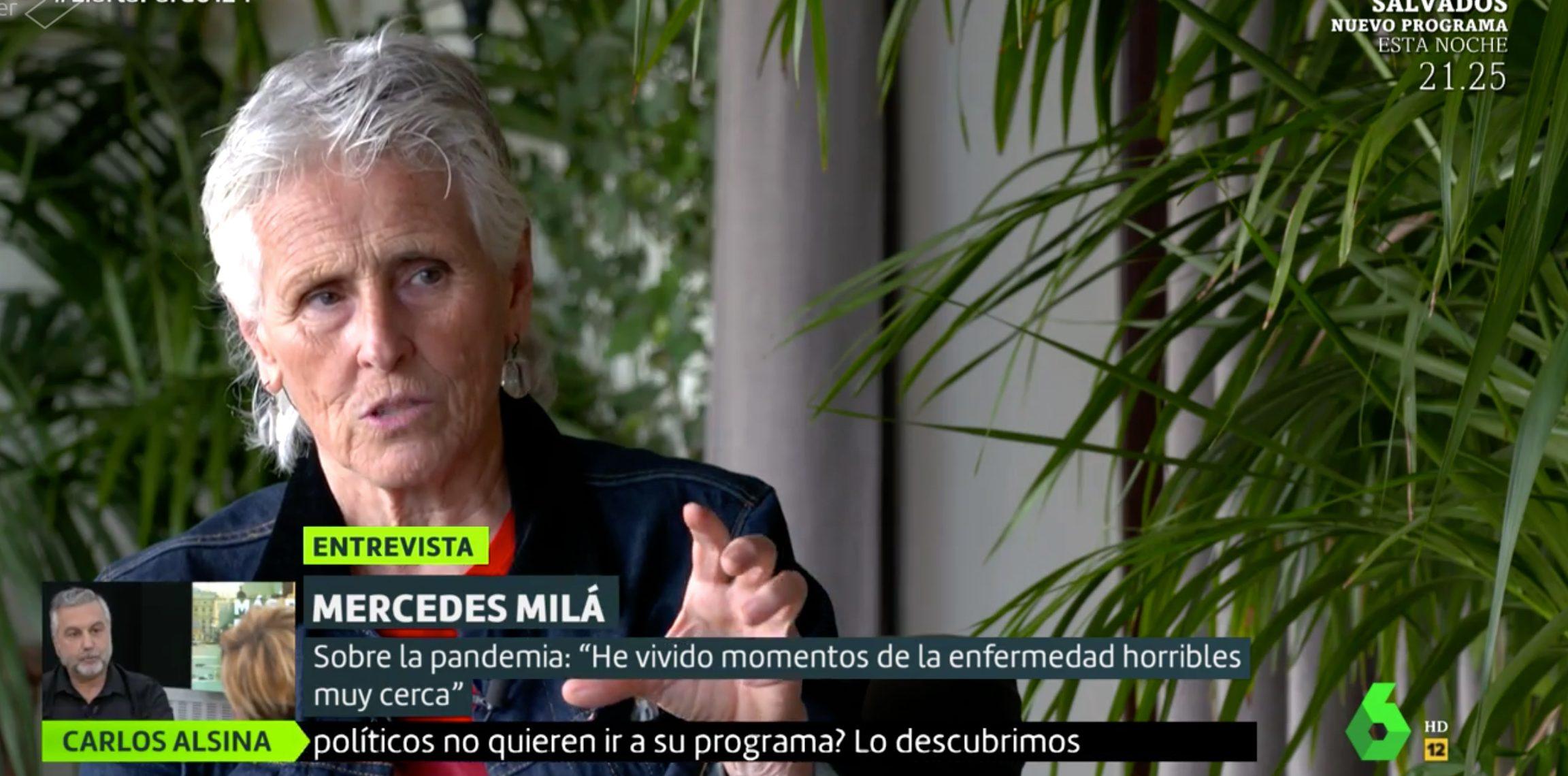 Mercedes Milá a 'Liarla Pardo' - La Sexta