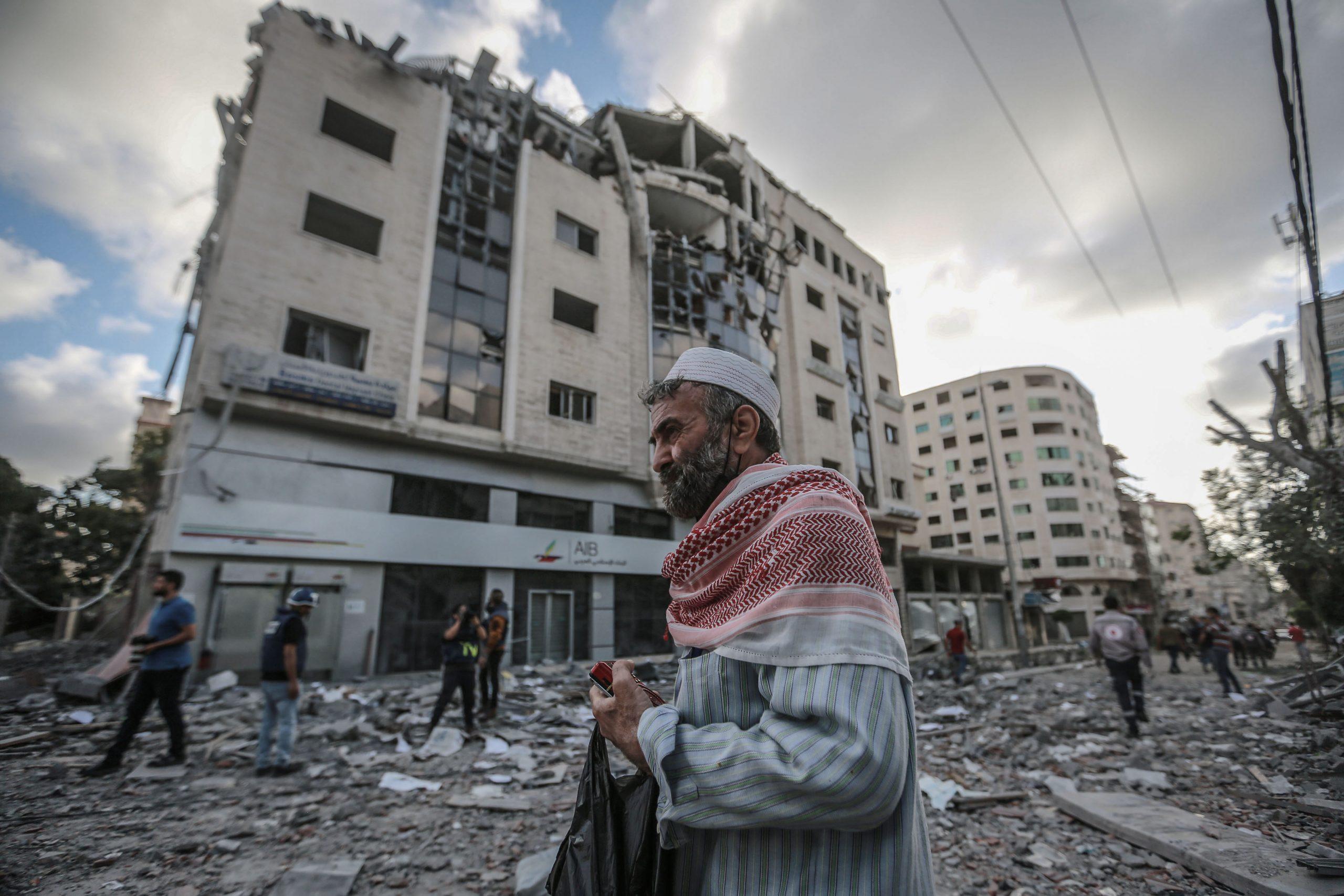 Atac d'Israel a Palestina | Mohammed Talatene/dpa (Europa Press)
