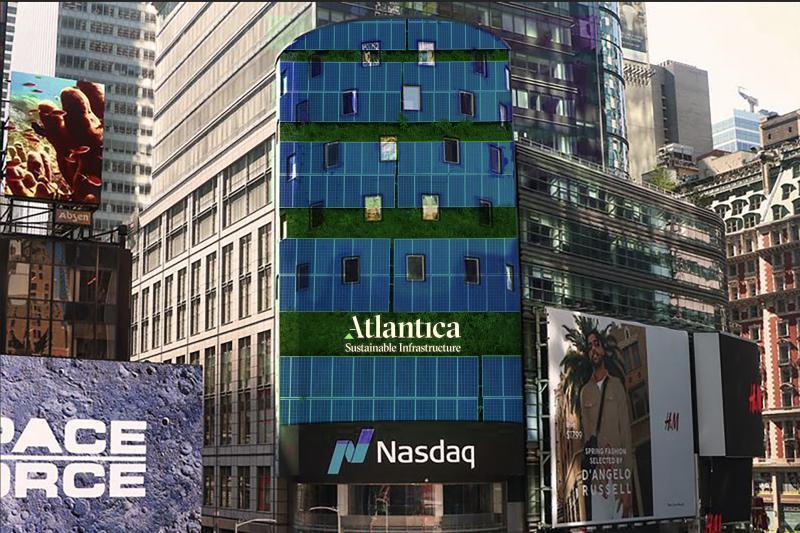 Atlantica ha emès un bo verd de 400 milions de dòlars / Servimedia