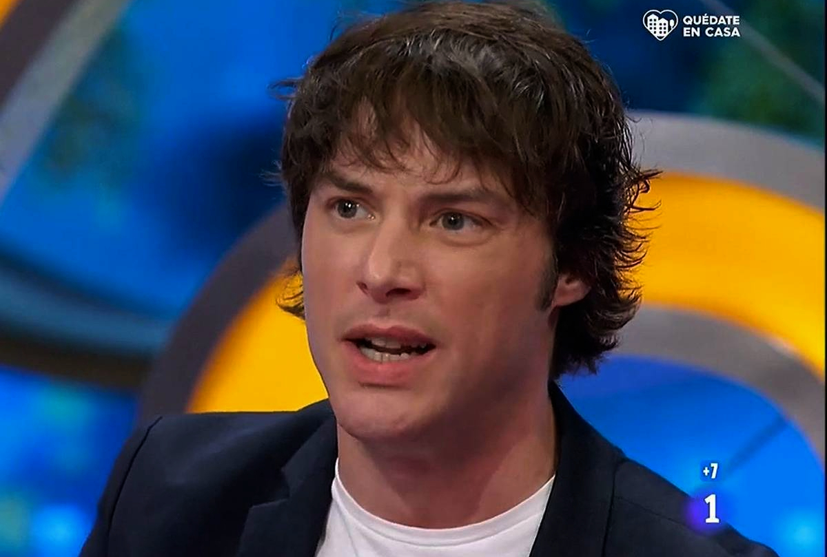 Jordi Cruz, enfadat a 'Masterchef' - TVE