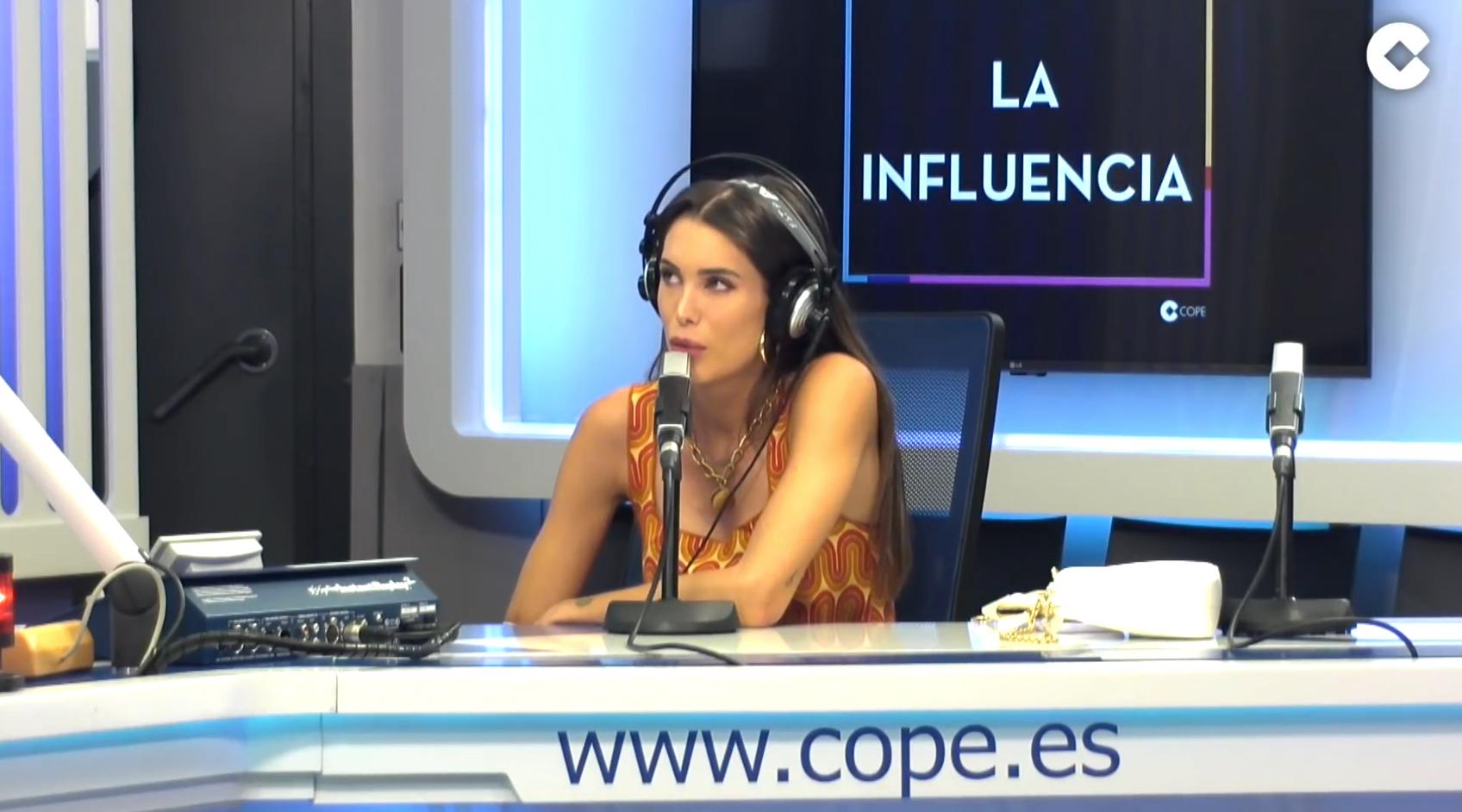 Marta López Álamo concedeix una entrevista a La Cope