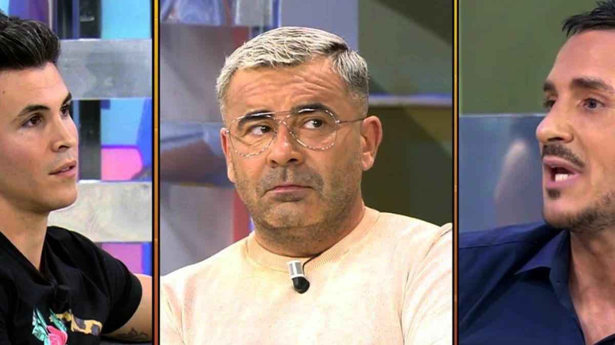 Jorge Javier Vázquez la fa grossa enmig de la discussió de dos col·laboradors - Telecinco