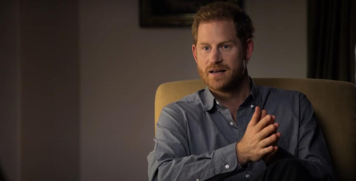 El príncep Harry parla dels problemes de salut mental - Apple TV