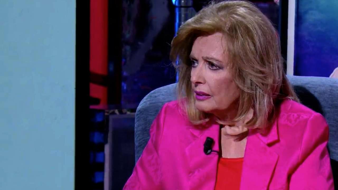 María Teresa Campos al 'Deluxe' - Telecinco