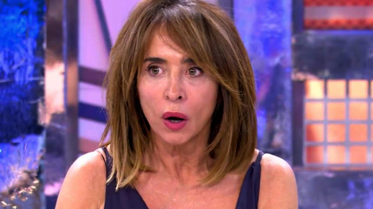 María Patiño, sorpresa per l'actitud d'Alexia Rivas - Telecinco