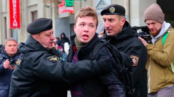 El periodista dissident detingut