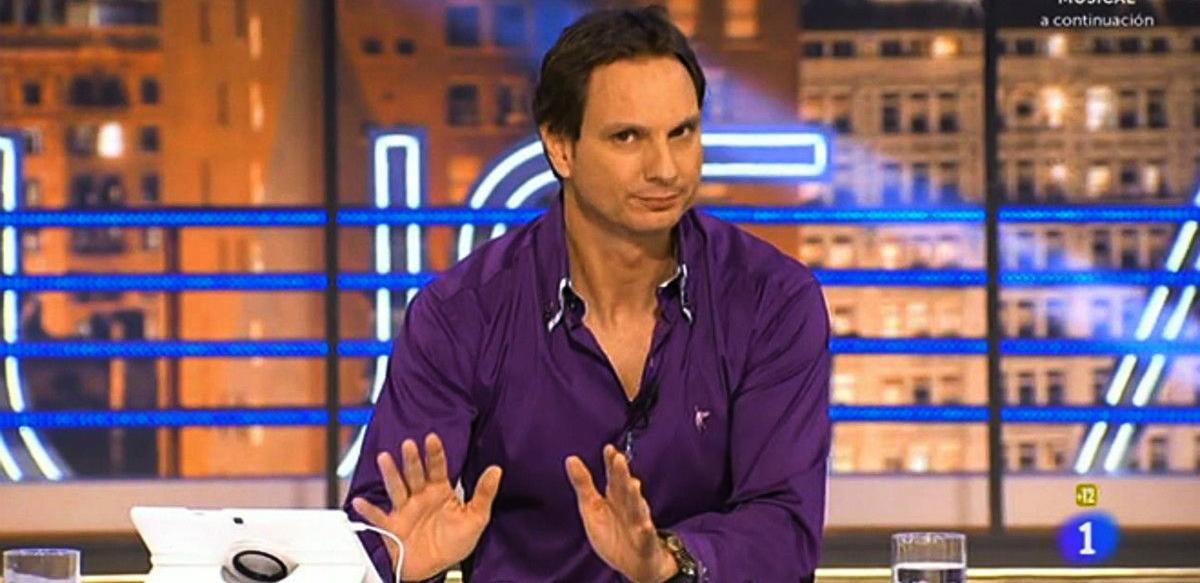 Javier Cárdenas, a 'Hora Punta' - TVE