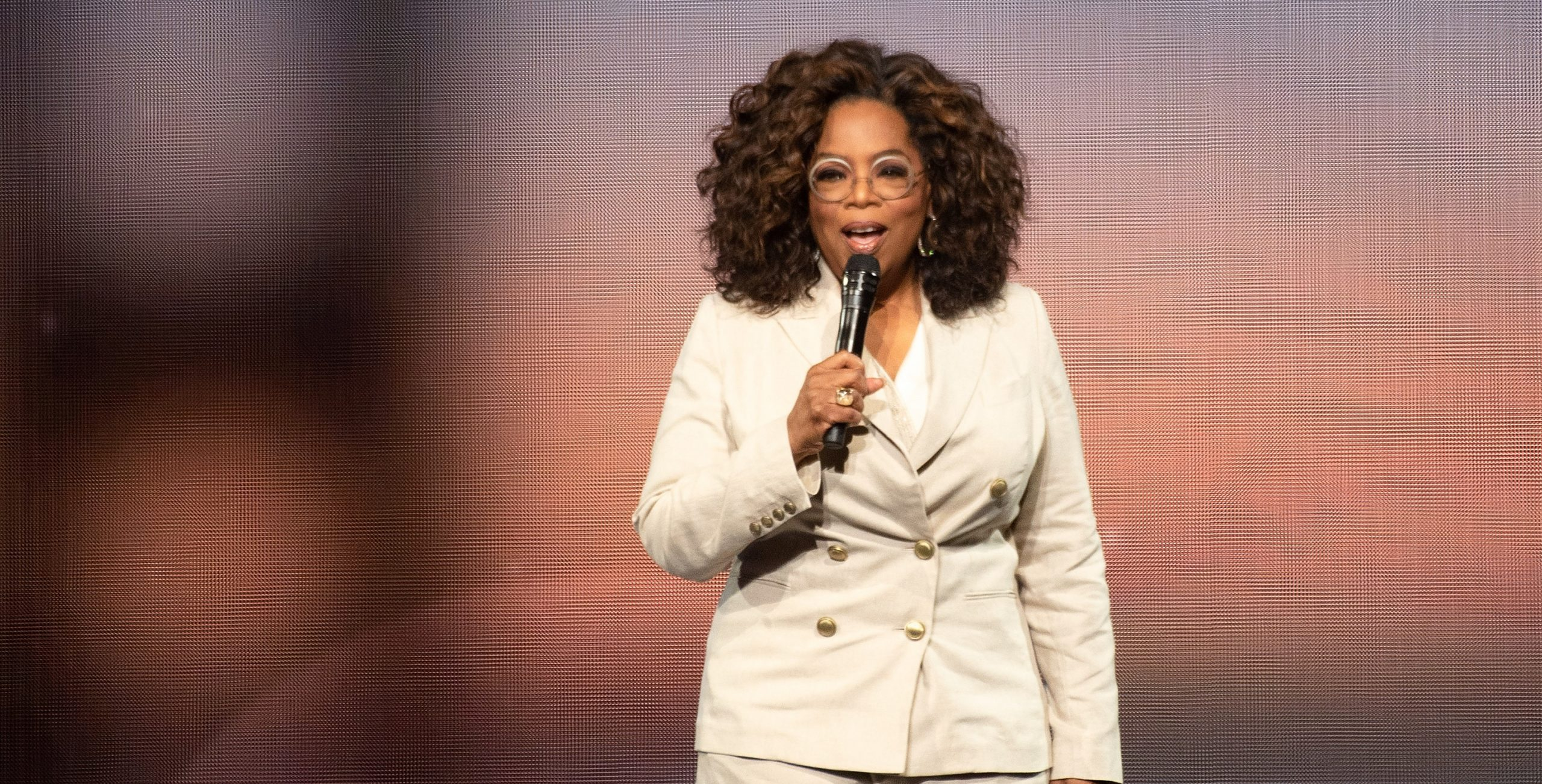 Oprah Winfrey, en un discurs a San Francisco - Europa Press