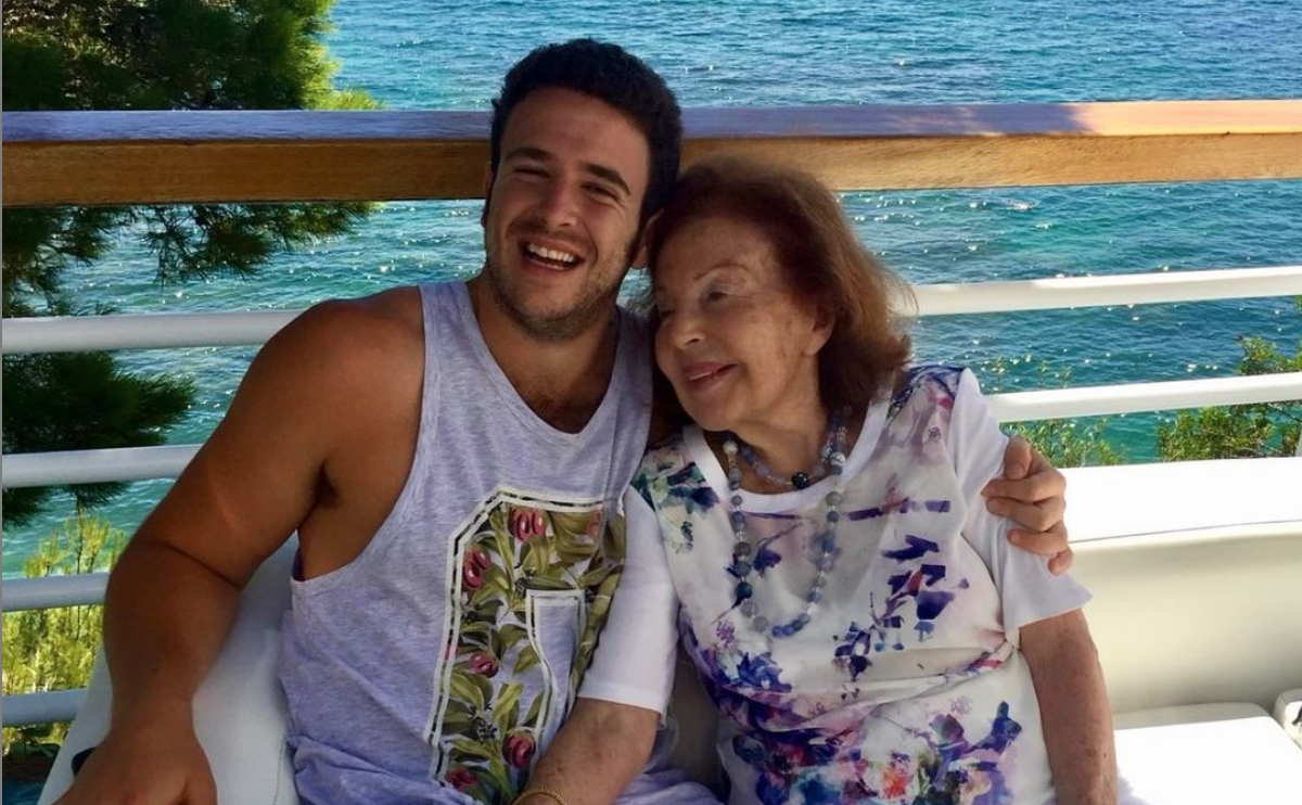 Aless Lequio i la mare d'Ana Obregón | Instagram Ana Obregón