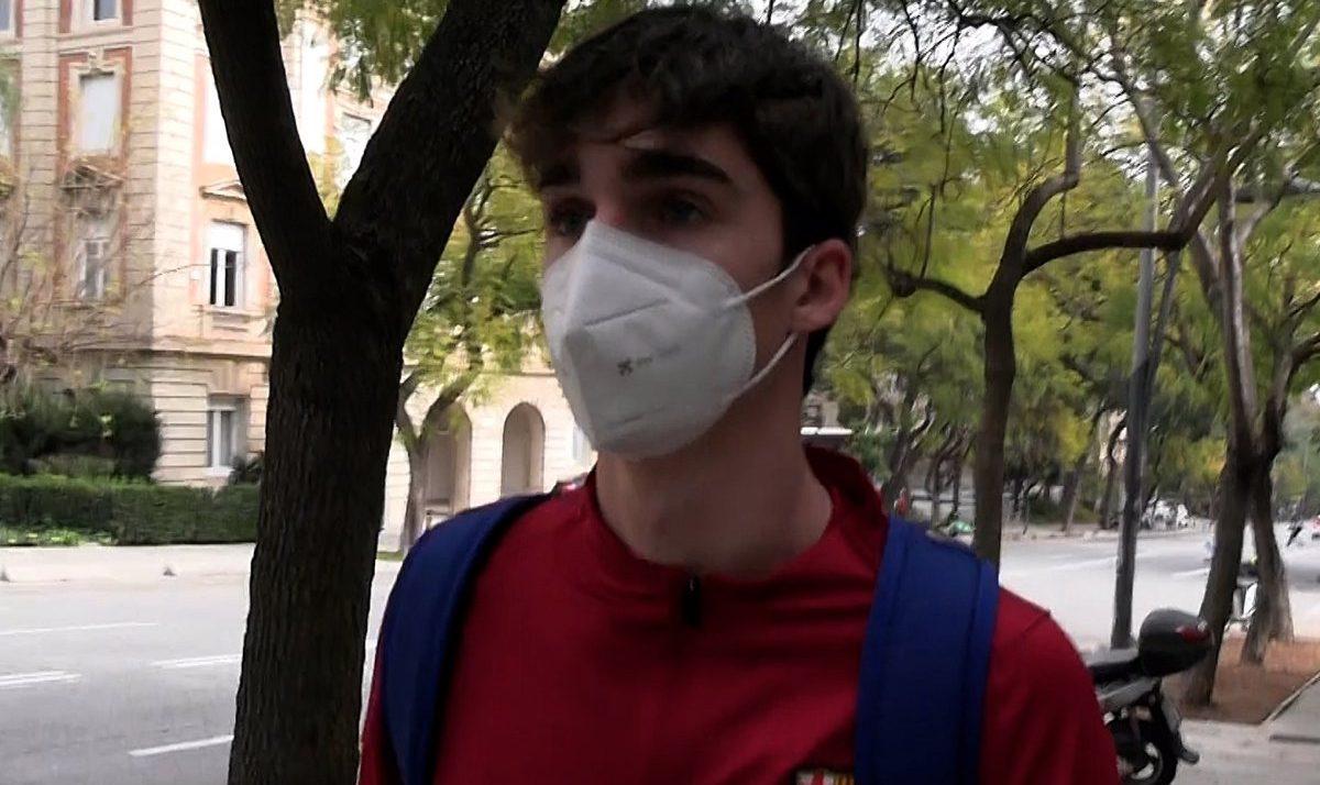 Pablo Urdangarin, enxampat pel carrer - Europa Press