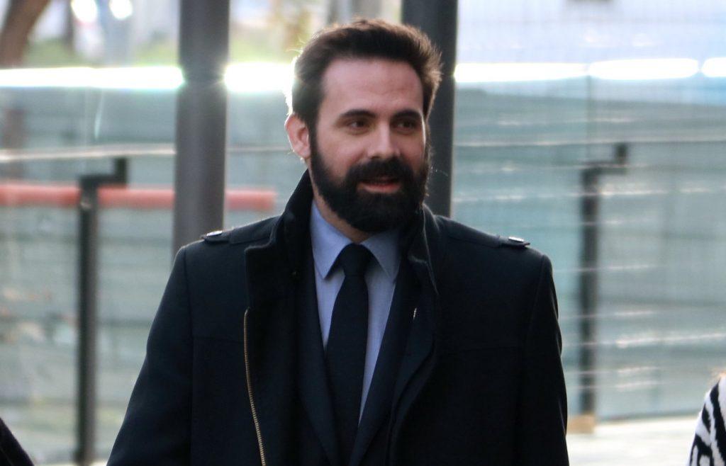 Jordi Cabrafiga, en una imatge d'arxiu del 2018 / ACN
