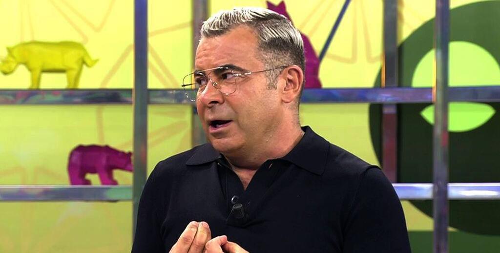 Jorge Javier carrega contra els companys en directe - Telecinco