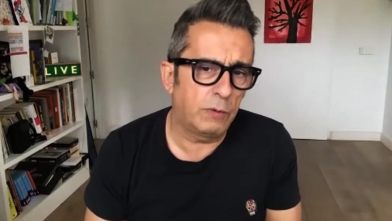 Andreu Buenafuente a 'Lo que tú digas' - Youtube