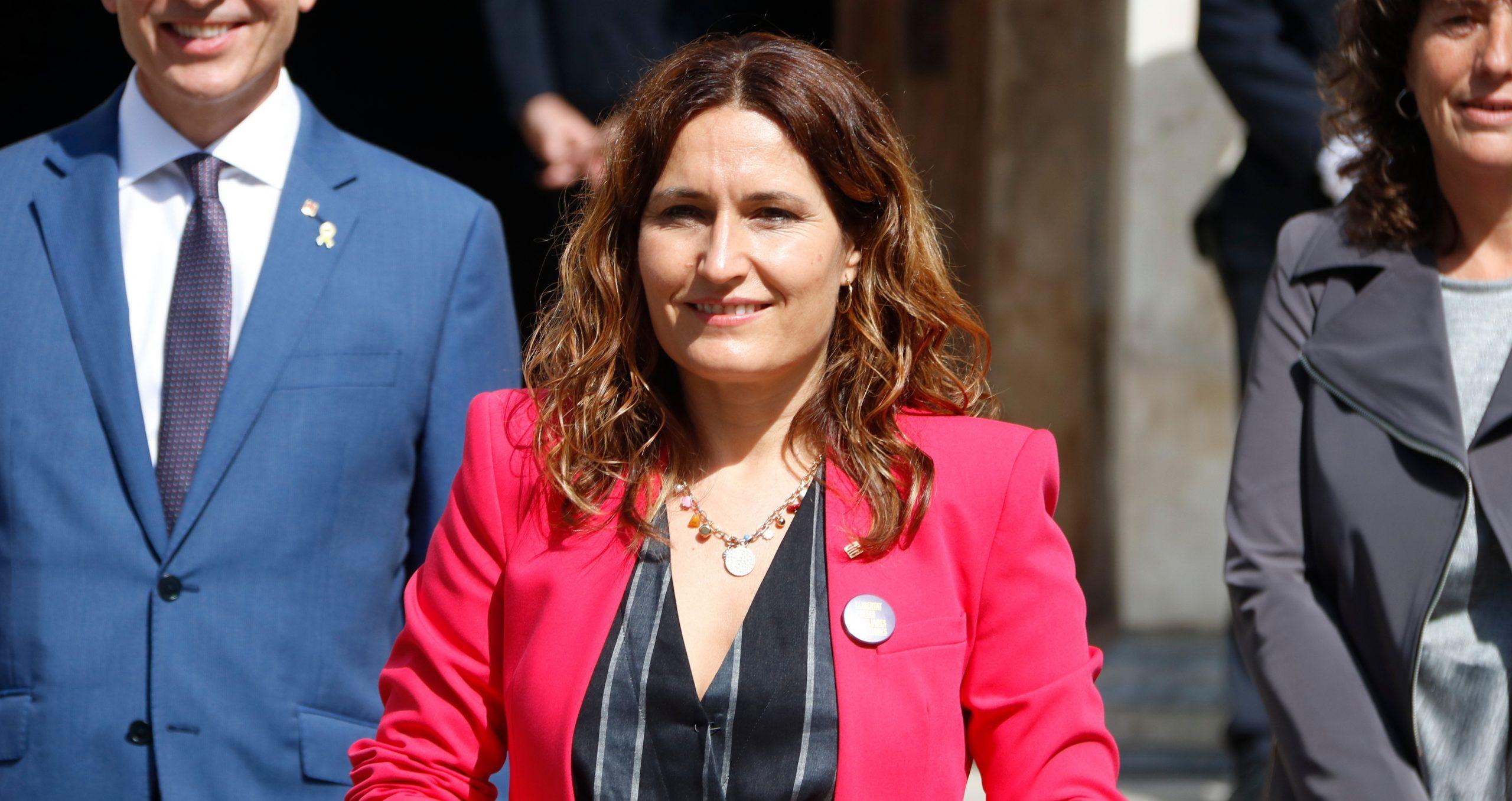 La consellera de Presidència, Laura Vilagrà | ACN