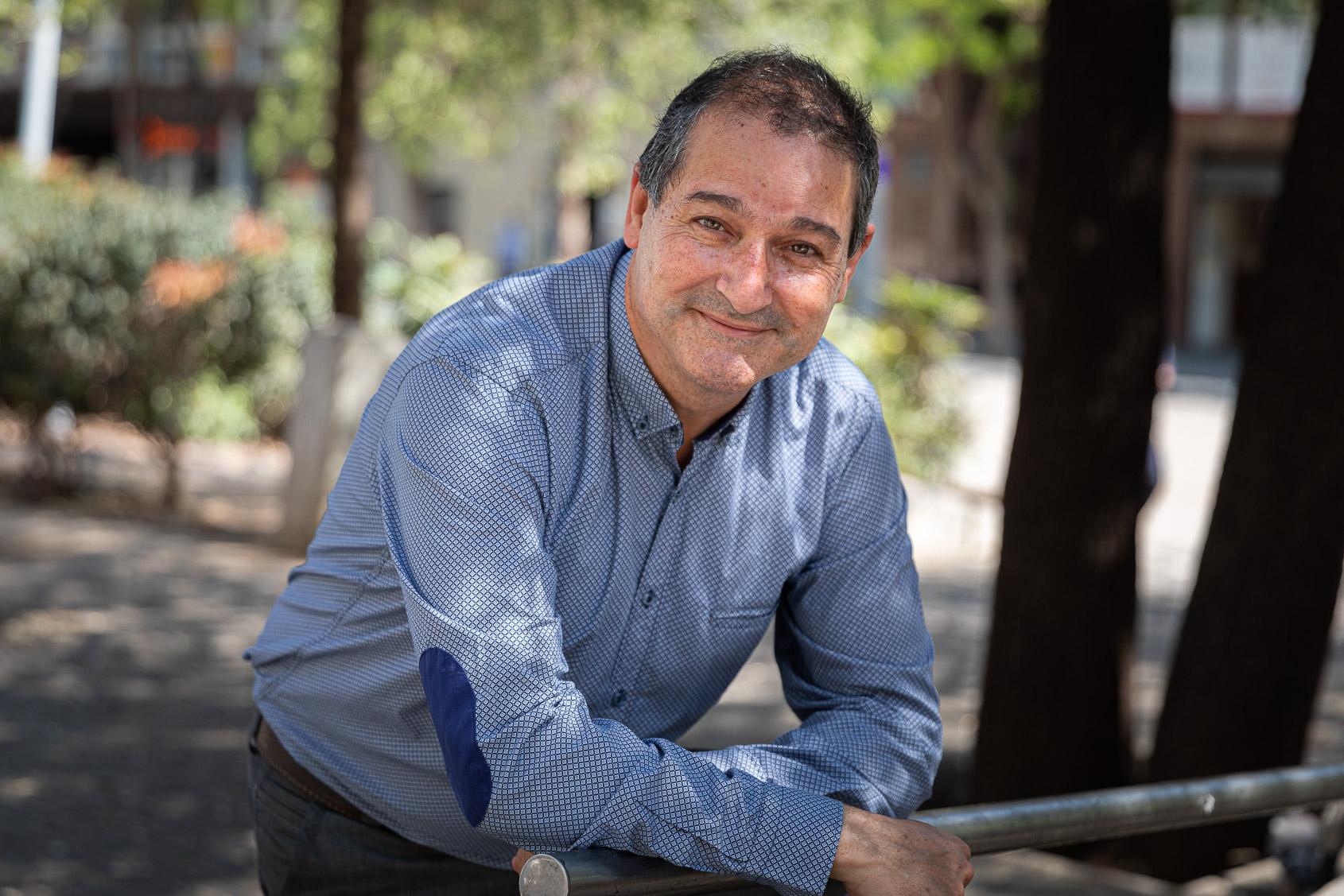 Carles Juanico és un dels 148 socis fundadors d'11Onze JORDI BORRÀS