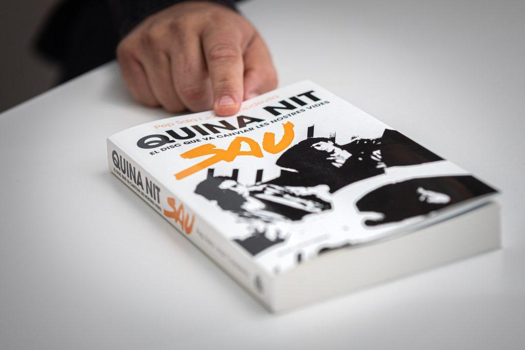 'Quina Nit', el llibre que han publicat conjuntament Pep Sala i Joan Capdevila | Jordi Borràs