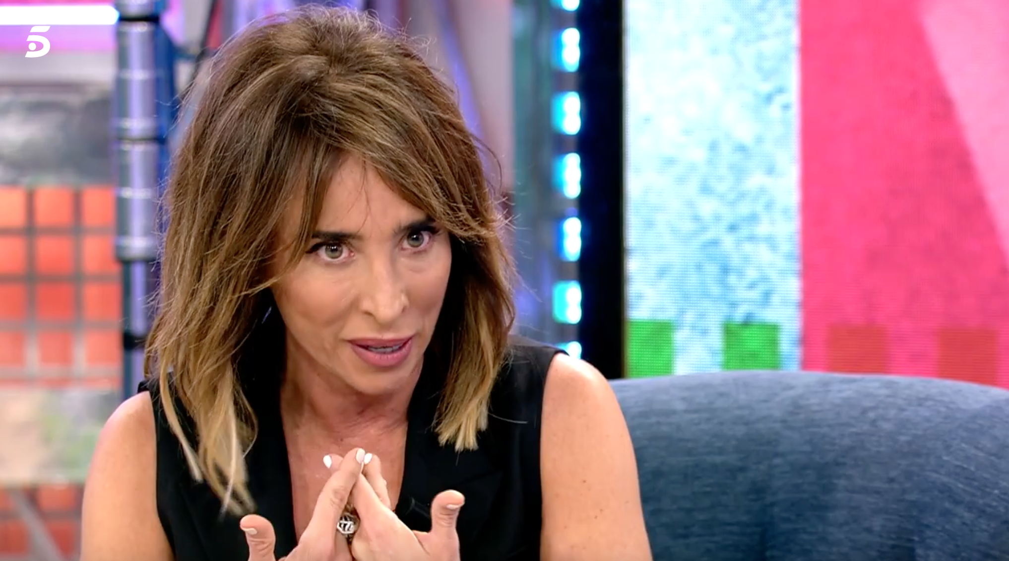 María Patiño | Telecinco