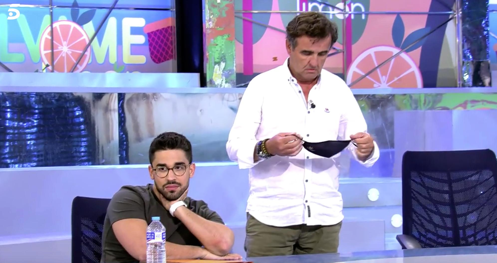 Antonio Montero i Miguel Frigenti   Telecinco