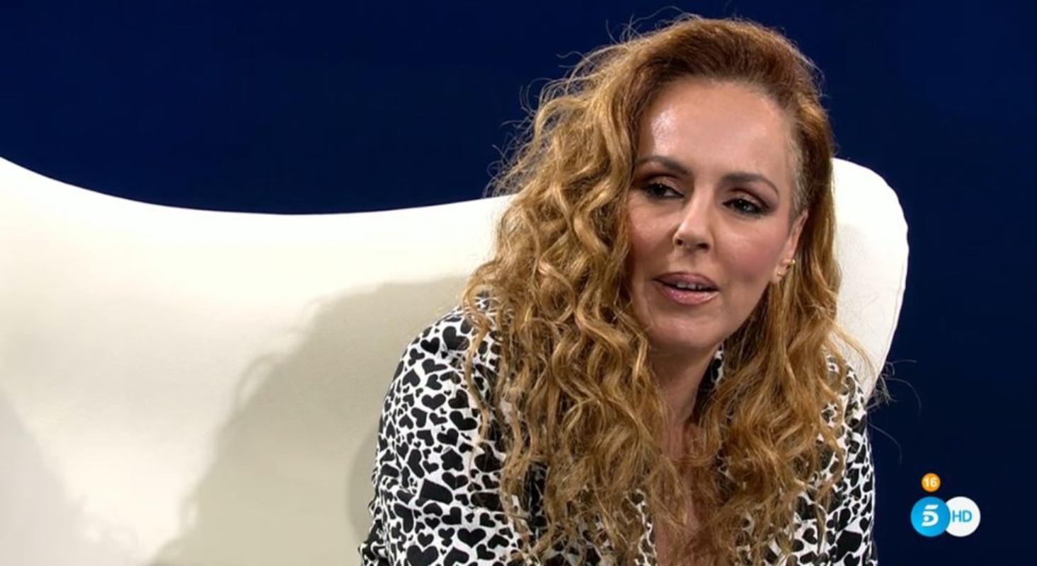 Rocío Carrasco, en l'última emissió del documental - Telecinco