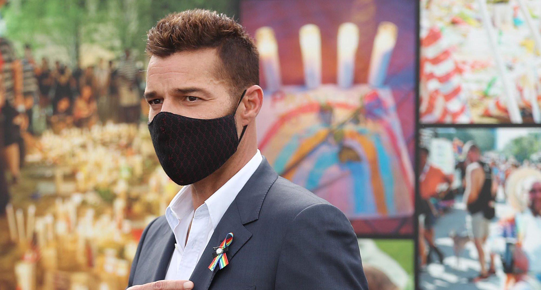 Ricky Martin promociona un club a Orlando - Europa Press
