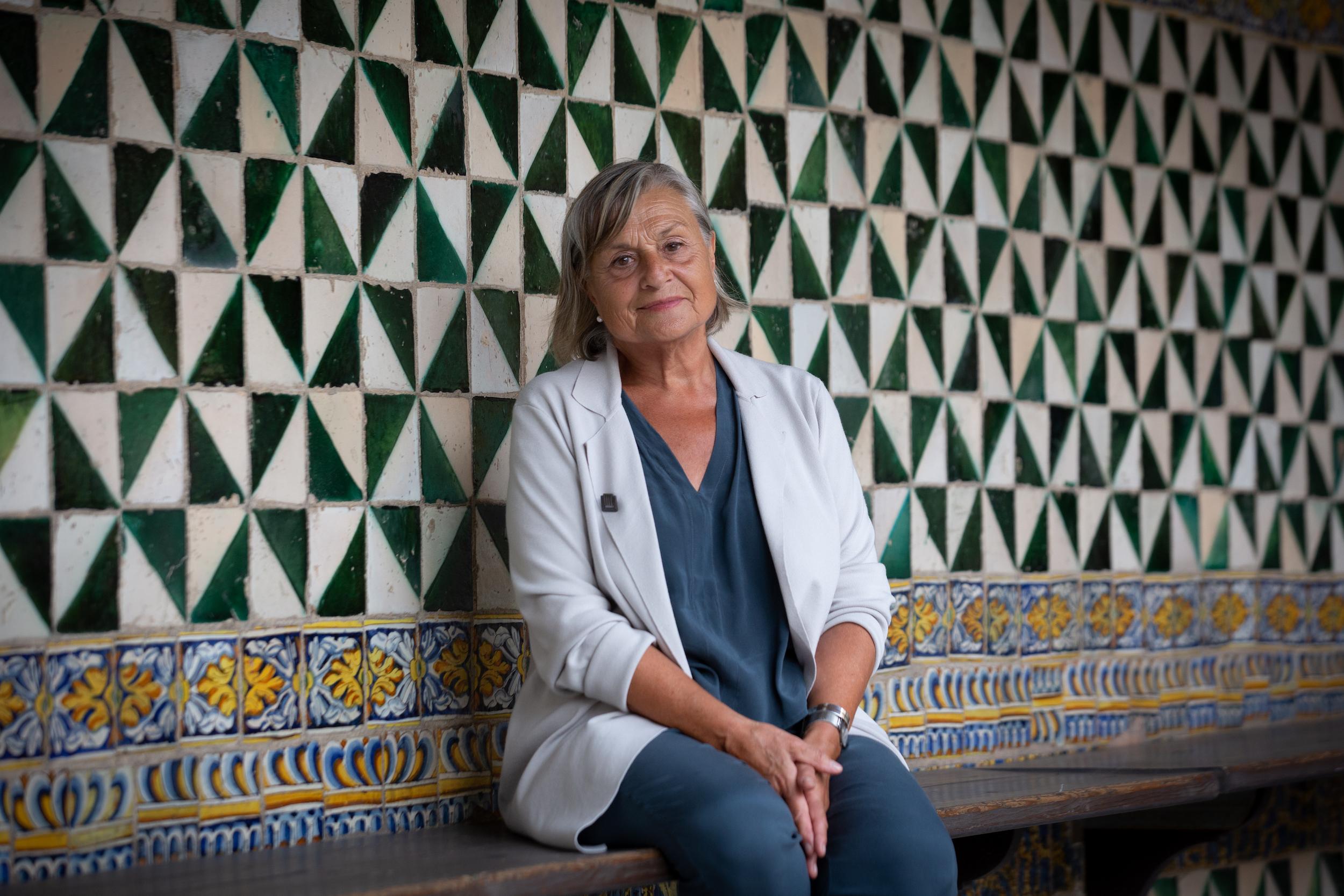 La nova presidenta de l'Institut d'Estudis Catalans (IEC), Teresa Cabré