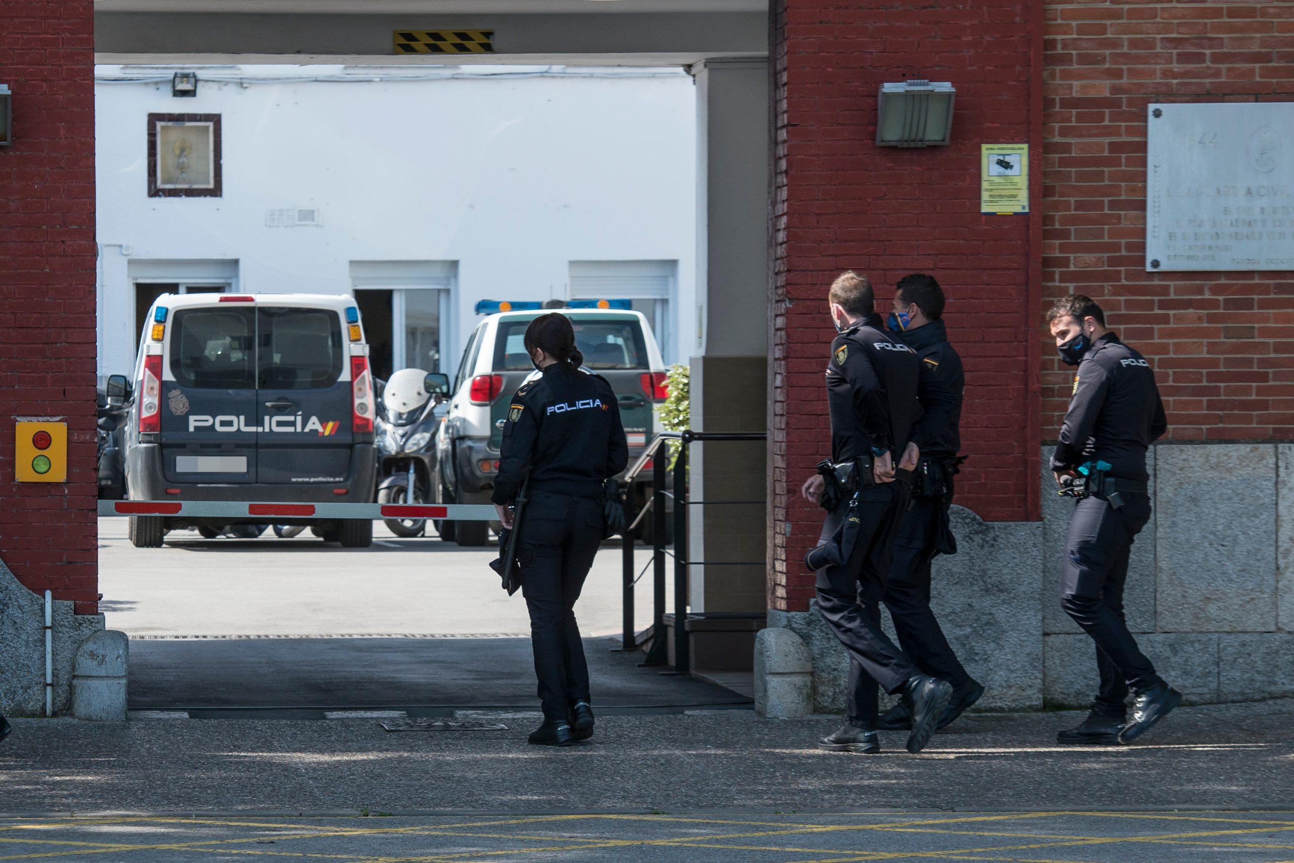 Detingut un pres fugat després d'haver agredit presumtament la seva exparella (Europa Press)