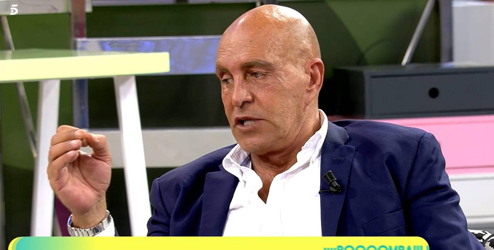 Kiko Matamoros a 'Sálvame' - Telecinco