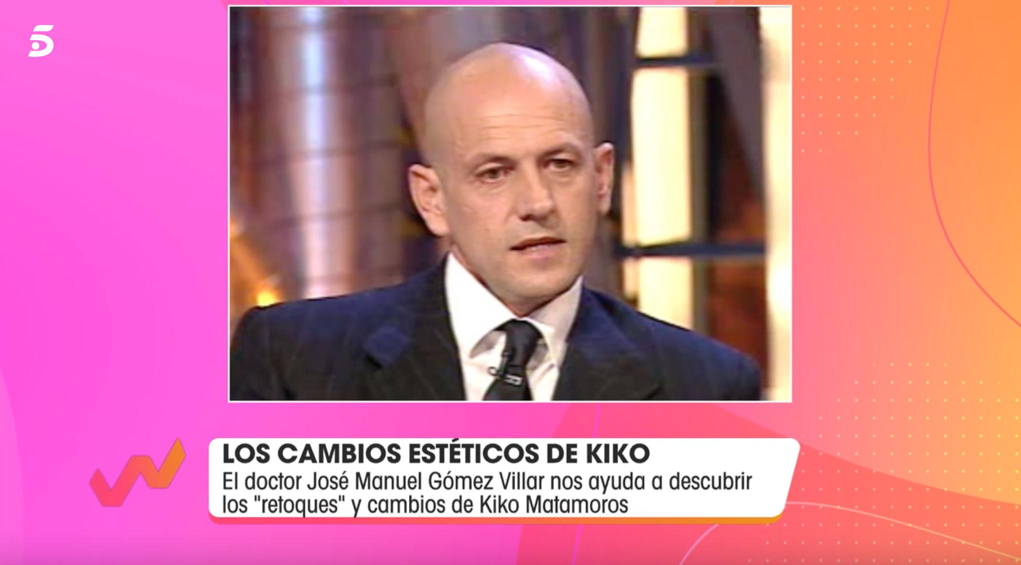 Kiko Matamoros amb 42 anys | Telecinco