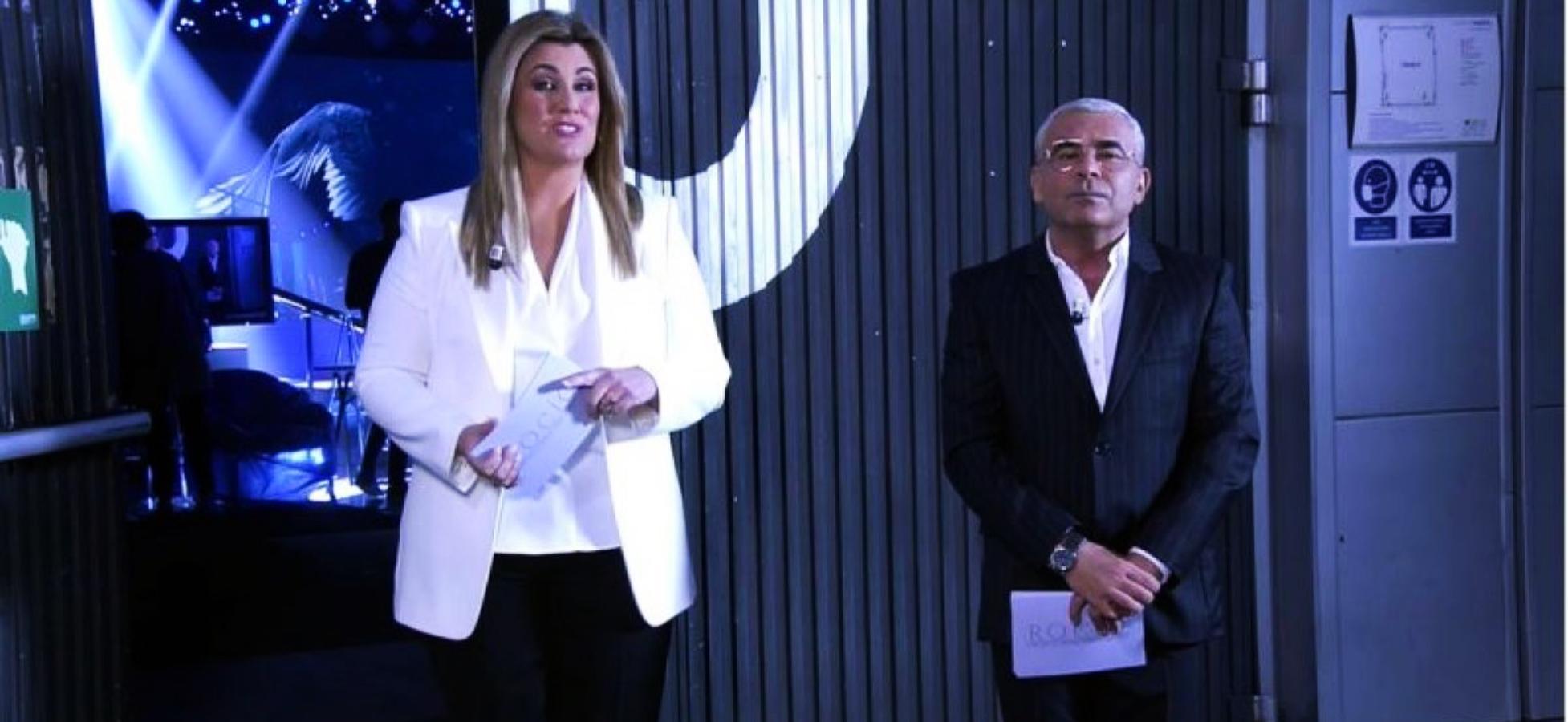 Carlota Corredera i Jorge Javier - Telecinco
