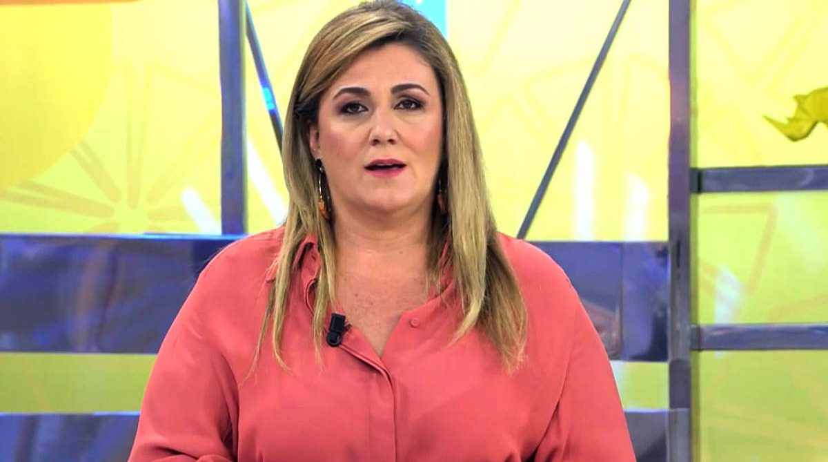 Carlota Corredera esclata a 'Sálvame' - Telecinco