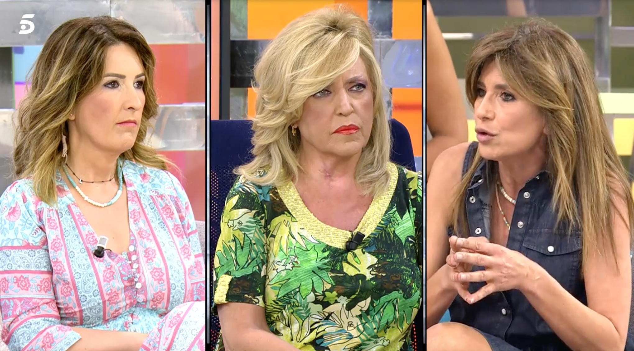 Laura Fa, Lydia Lozano i Gema López   Telecinco