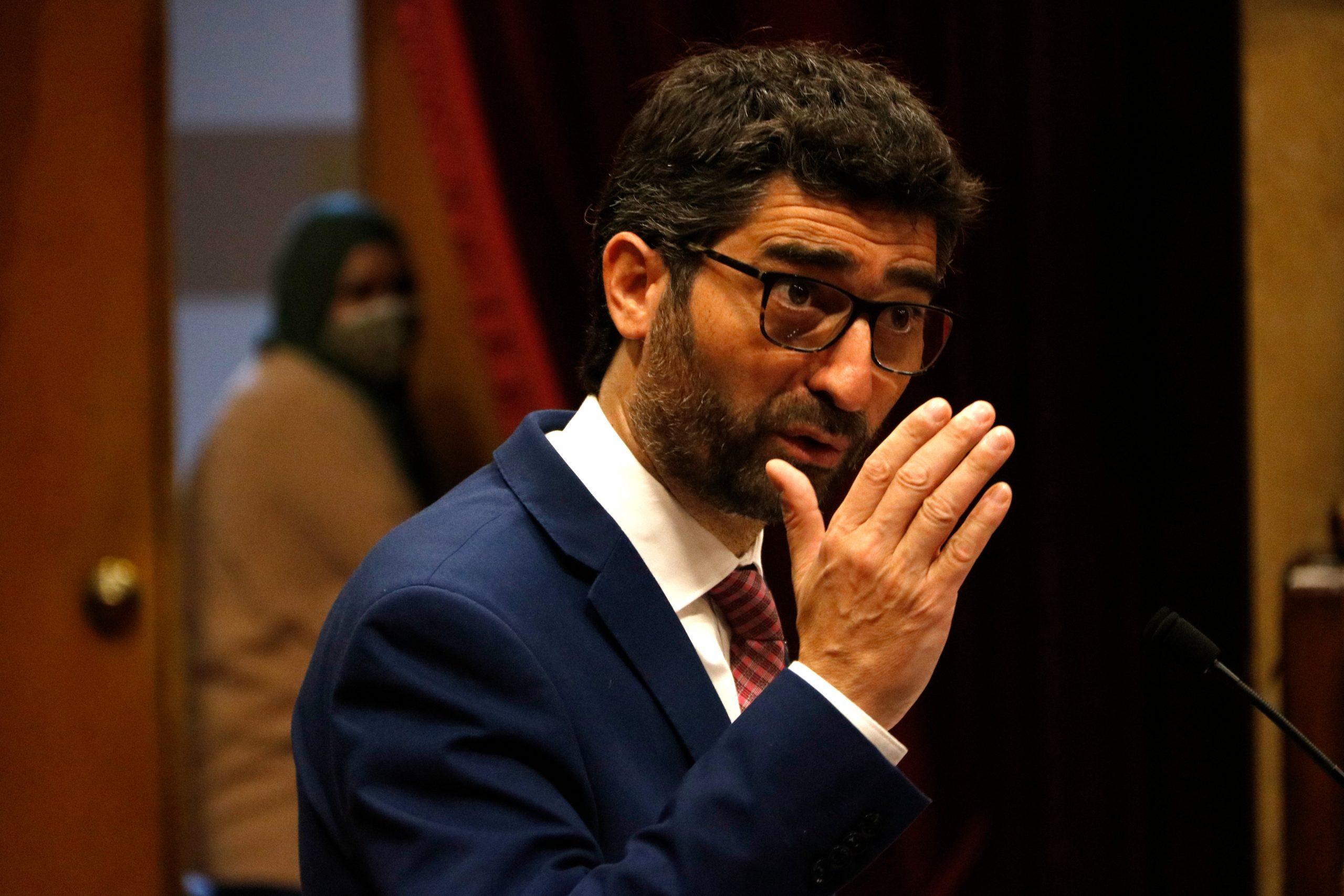 El vicepresident del Govern, Jordi Puigneró | ACN