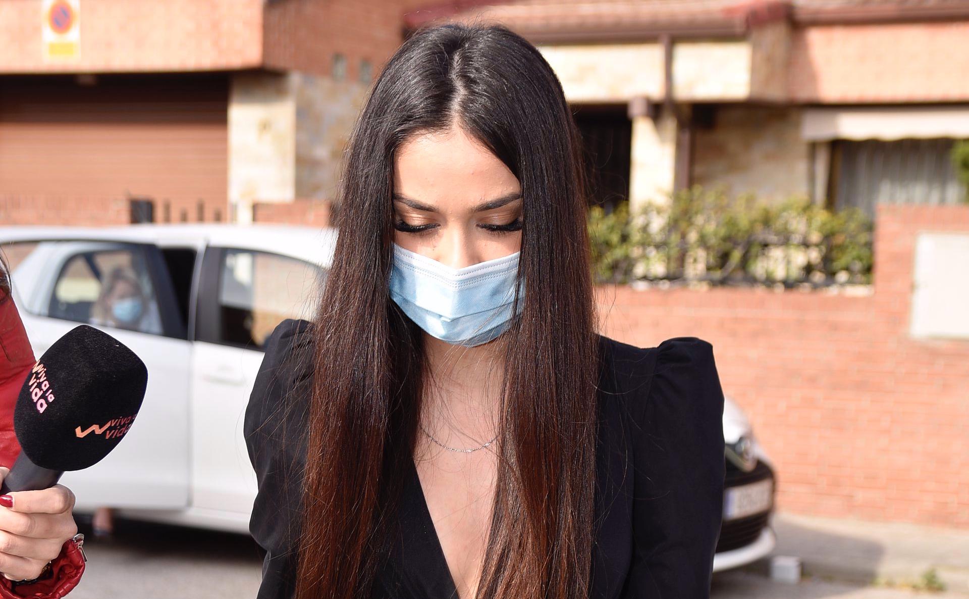 Julia Janeiro, enxampada pels 'paparazzi' - Europa Press