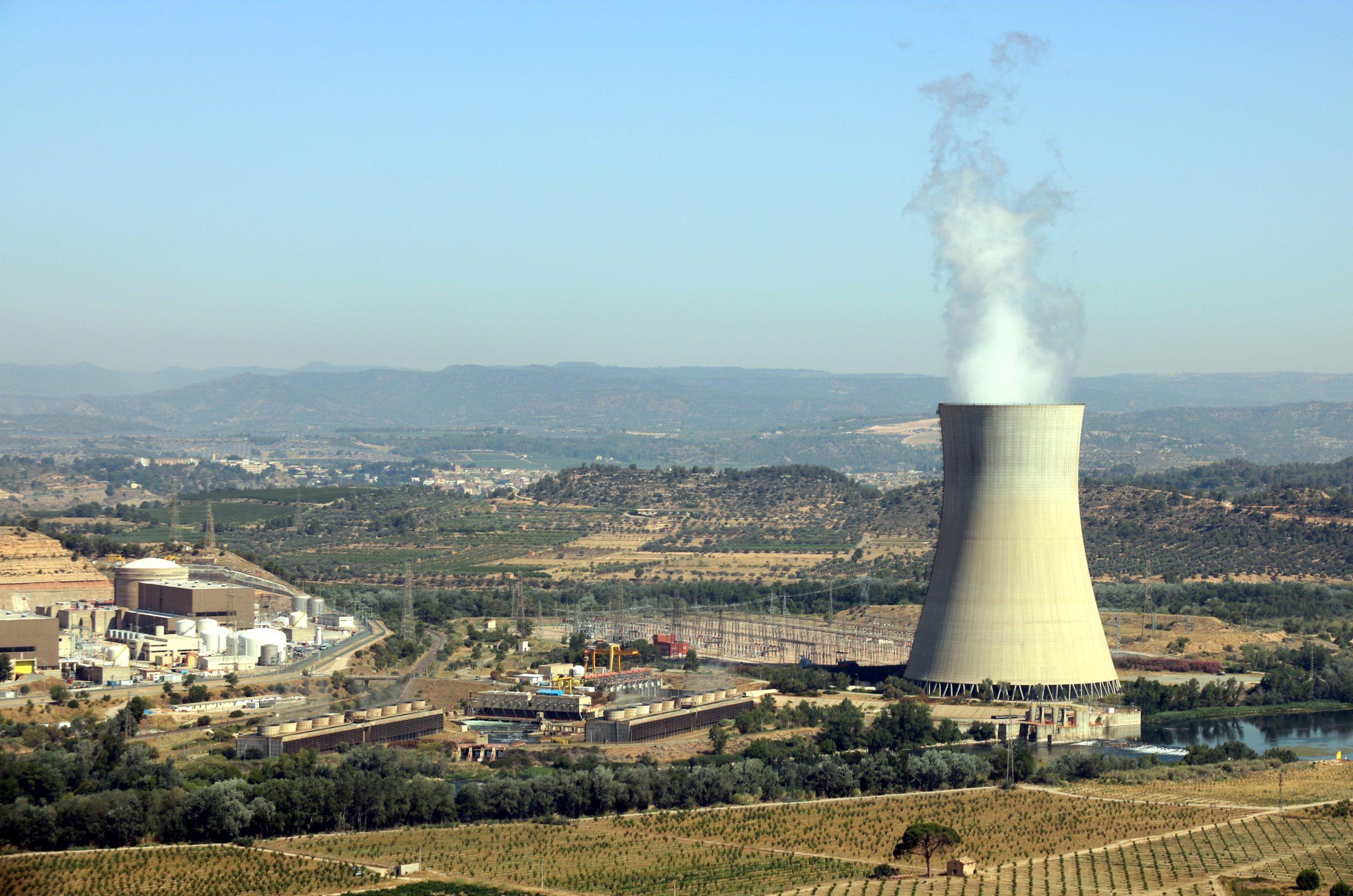 La central nuclear d'Ascó (ACN)