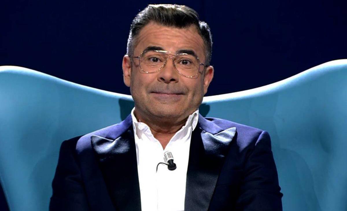 Jorge Javier, en un dels programes de Telecinco