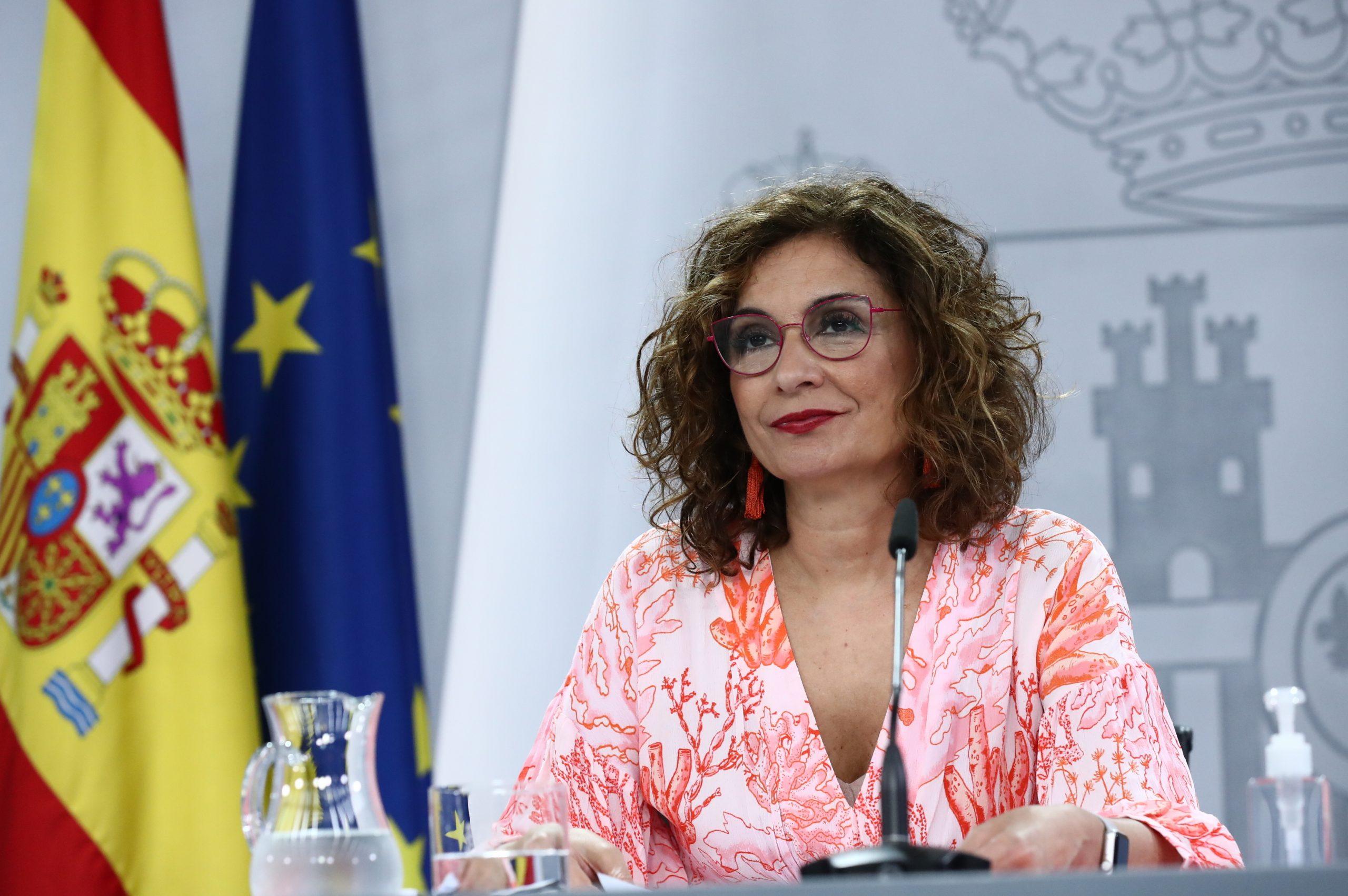 La portaveu de govern espanyol, María Jesús Montero | ACN