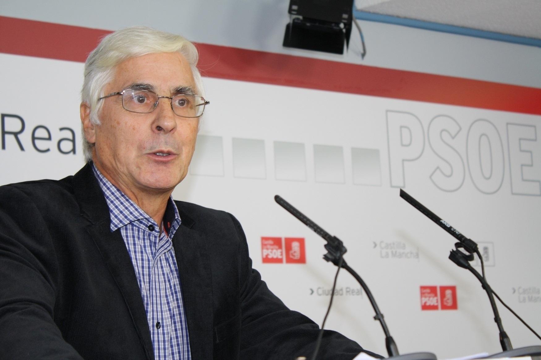 José María Barreda   Europa Press