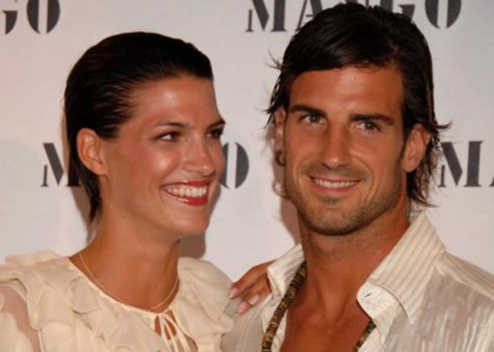 Aitor Ocio i Laura Sánchez, quan eren parella - Europa Press