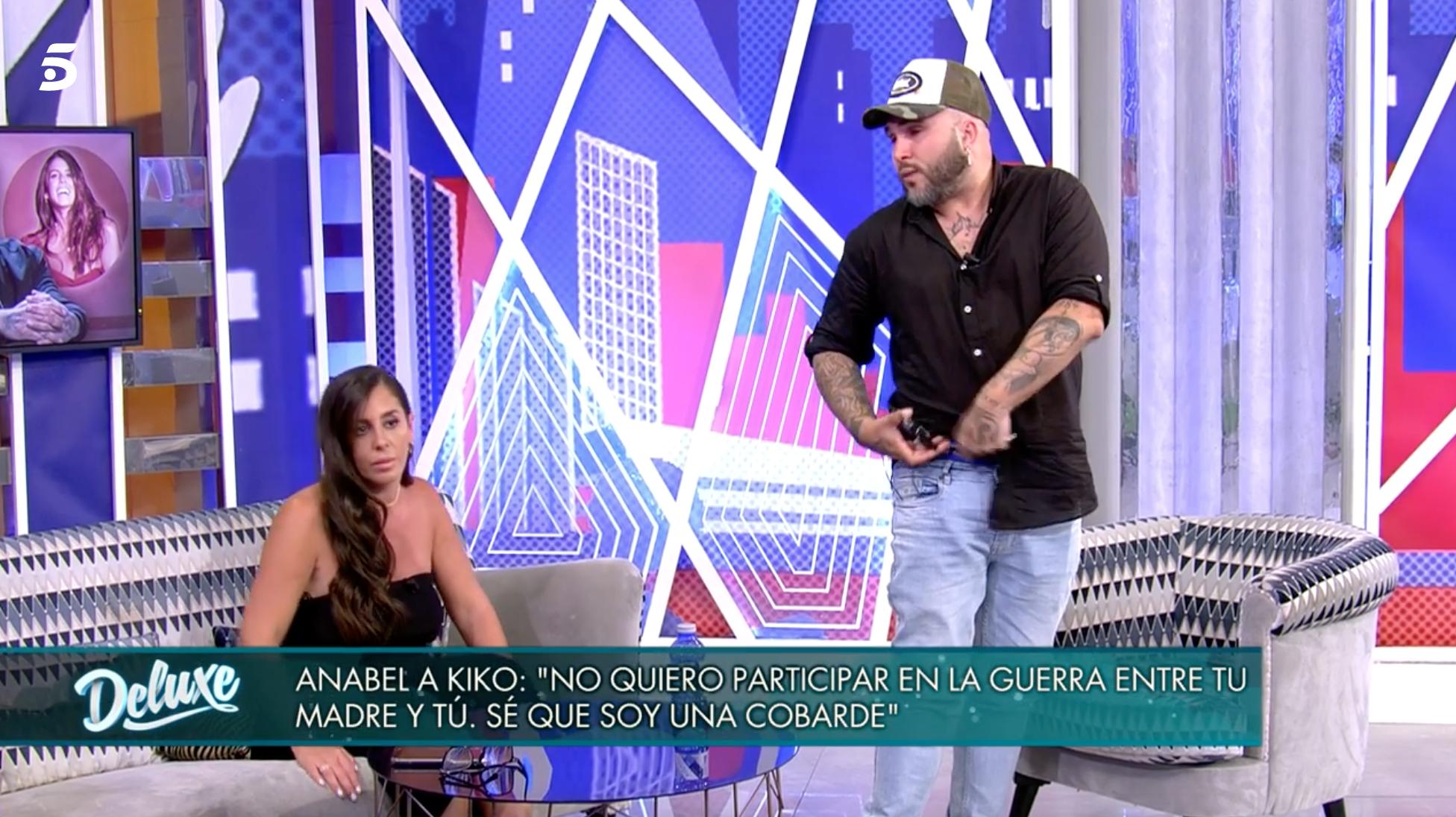 Anabel Pantoja i Kiko Rivera | Telecinco