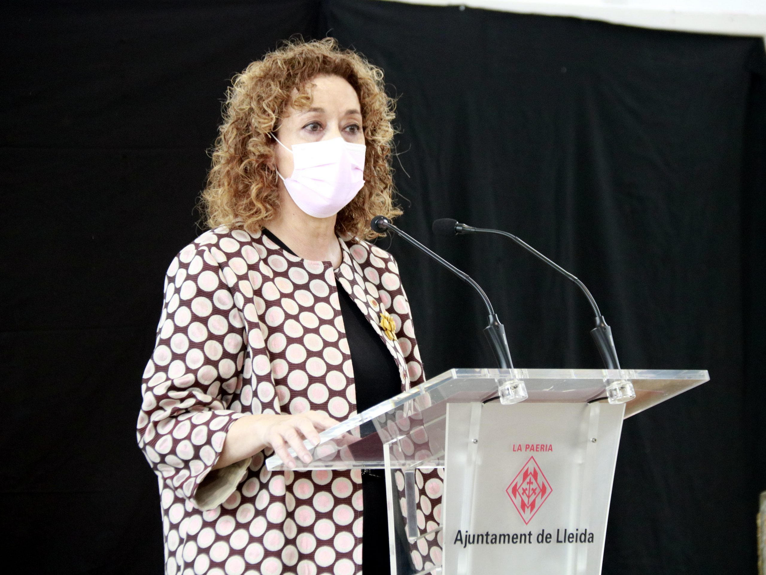Ester Capella en una imatge d'arxiu / ACN