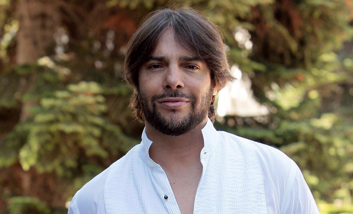 Joaquín Cortés, en un reportatge d'Europa Press