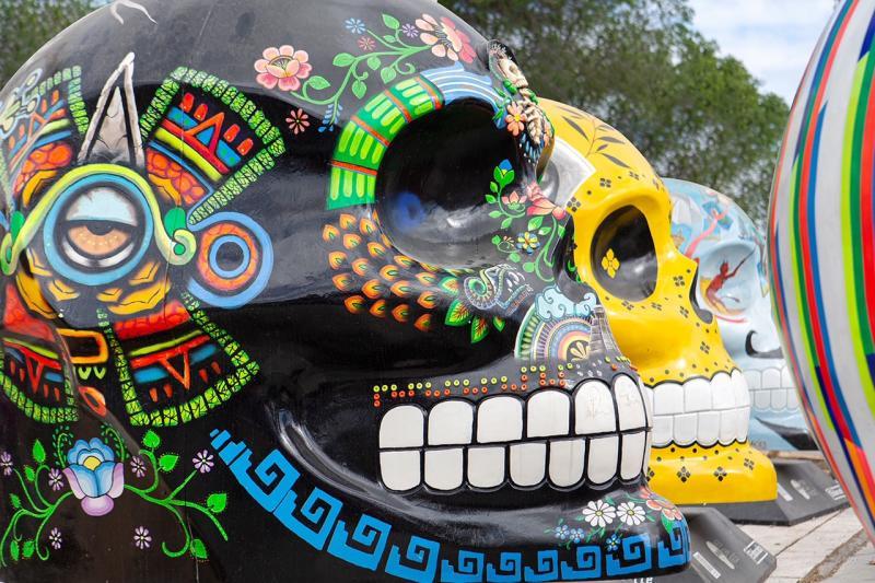 Grup Albia porta a Espanya l'exposició internacional 'Mexicranis' que mostra la riquesa de la cultura funerària