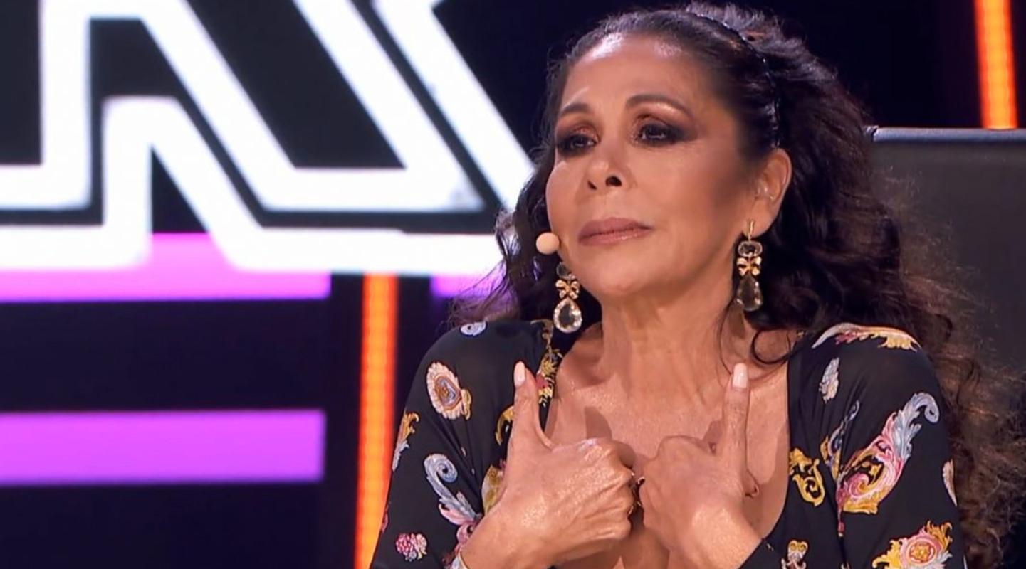 Isabel Pantoja se sincera a 'Top Star' - Telecinco